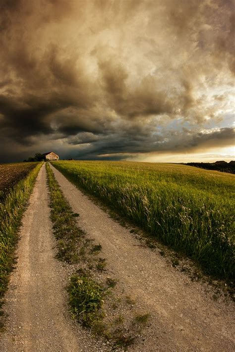 a country road a country road by nicolai b 246 nig on 500px rh streets roads lanes and paths