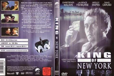 format dvd usa king of new york ebay