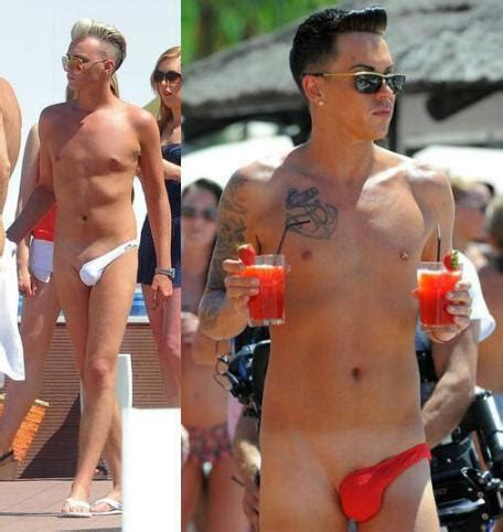 mankini pubic hair the new mankini leaves absolutely nothing to the