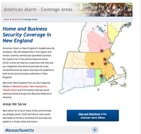 american alarm company american alarm communications inc reviews real