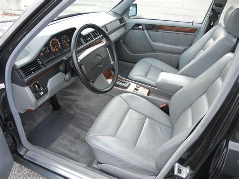 W124 Interior Colors by 1991 Mercedes 300e 4matic W124 71 400 All