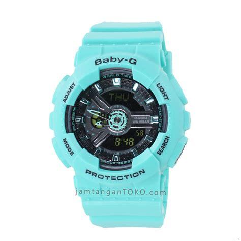 Casio Baby G Bg180 Ori harga sarap jam tangan baby g ba111 3a tosca ori bm