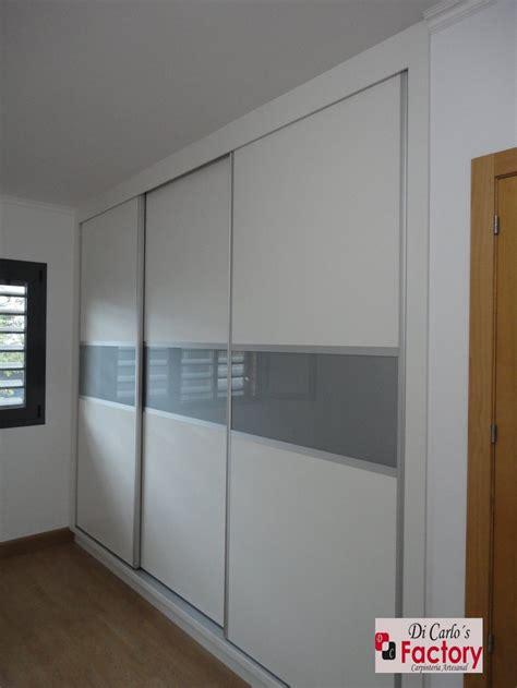 puertas correderas armarios blancas