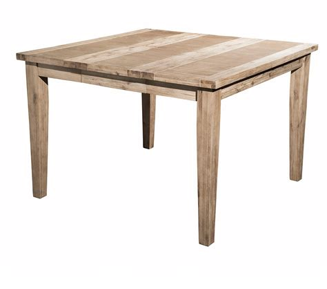 pub table with leaf dreamfurniture com aspen extension pub table with