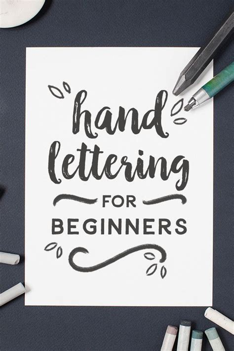 typography tutorial for beginners best 25 hand lettering ideas on pinterest calligraphy