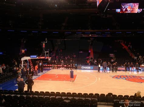 section 116 msg madison square garden section 116 new york knicks
