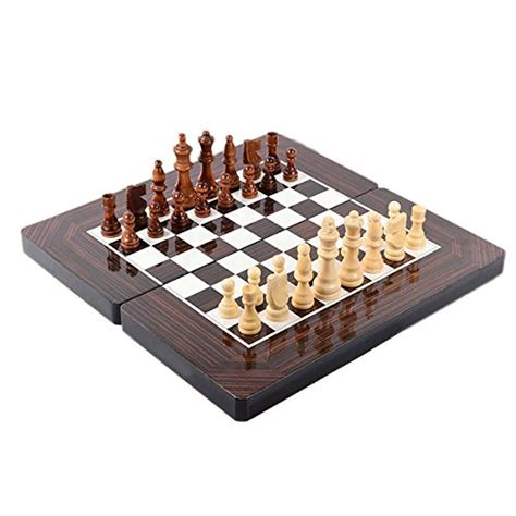 wooden chess sets for sale wooden chess set with folding chessboard also for checker
