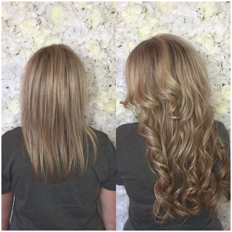 can you perm colored hair best 25 perms before and after ideas on