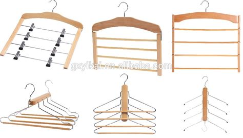 Hanger Lotus Magic Hanger Hanger Display space saving 4 tiers metal wooden skirt hanger buy