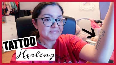 tattoo healing wrong tattoo healing wrong march 4 2018 youtube