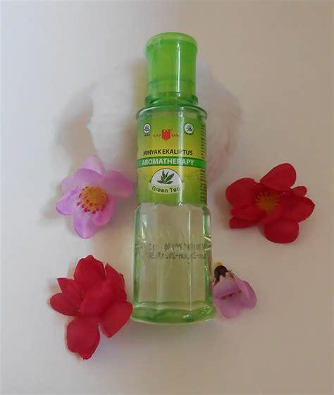 Minyak Kayu Putih Ekaliptus kehangatan dan aroma menjadi satu dalam sentuhan minyak