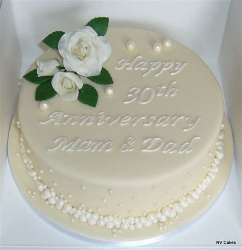 Cake Decorating Insurance by 1000 Ideas About 30 Wedding Anniversary On