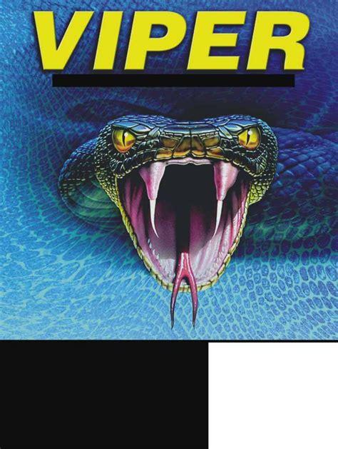 Alarm Viper viper car alarm logo