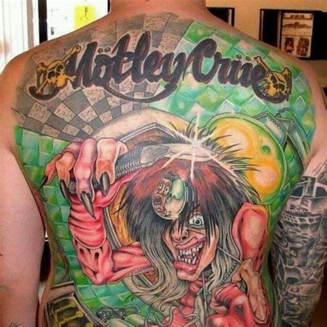 motley crue tattoos alistair motley crue