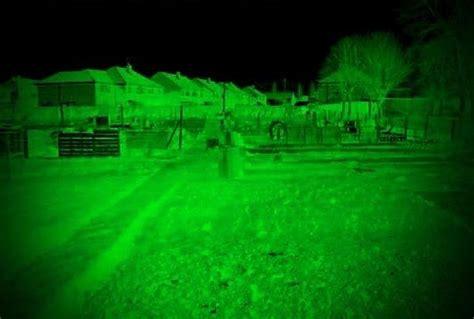 night vision green quora