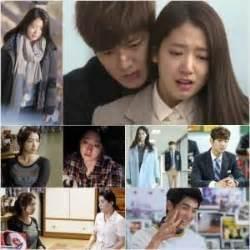 film lee min ho paling sedih adegan paling menarik dalam drama the heirs menurut lee