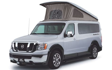 nissan nv2500 dimensions the n6 active by roadtrek travel and adventure truck trend