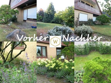 Garten 70er Jahre by Vorher Nachher Special Wiechmann Gartengestaltung