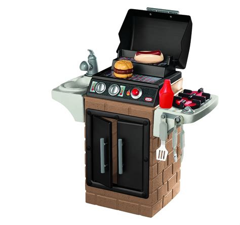 tikes get out n grill kitchen set review worth