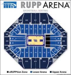Men Arena Floor Plan seating diagrams rupp arena