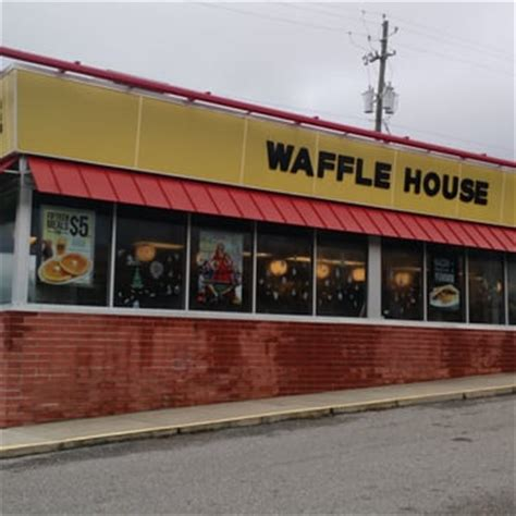 Waffle House Hillcrest waffle house diners 1269 hillcrest rd mobile al
