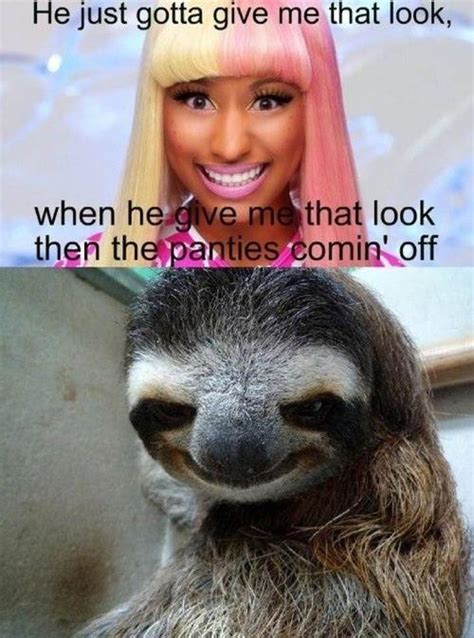 Funny Doormat Quotes Nicki Sloth Sloths Know Your Meme