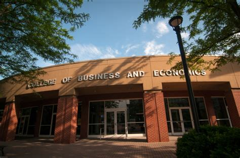 Mba Business Degree Uva by College Of Business And Economics Wvu