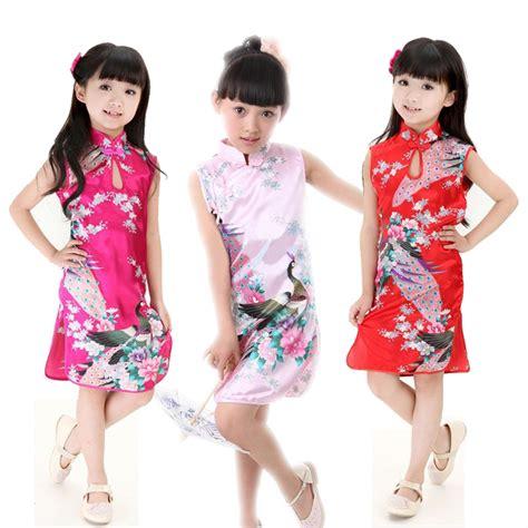 Baju Anak Cina Percantik Penilan Anakmu Dengan Baju Edisi Imlek