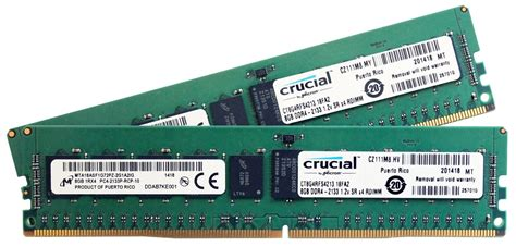 Crucial Ddr4 8gb Pc2400 Longdim Ram crucial ddr4 memory performance overview early look vs ddr2 ddr3