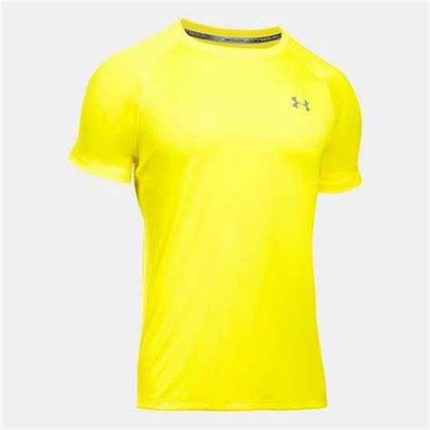 Kaos Armour jual kaos armour seri heatgear run original yellow