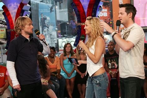 Kate Hudson And Owen Wilson Back On by Image Gallery Mtv Trl