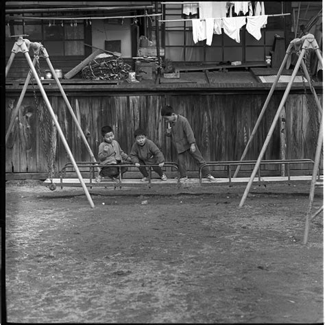 vintage japanese playground swing c 1960s playscapes - Vintage Swing