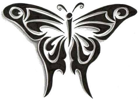 tribal tattoo butterfly designs tribal butterfly design tattoodesign