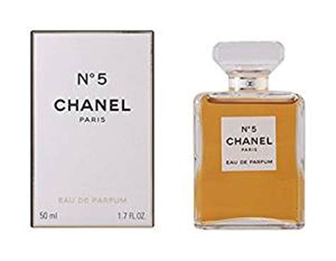 Parfum Chanel No 5 50ml chanel no 5 eau de parfum 50ml splash bottle flacon co uk