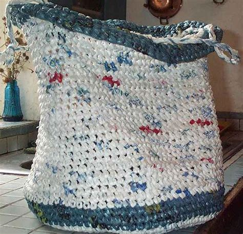 how to knit with plastic bags how to prepare plastic bags or t shirts for knitting or