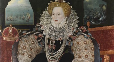 armada portrait symbolism in portraits of elizabeth i explore royal