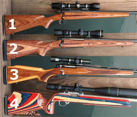 image gallery laminated rifle stocks