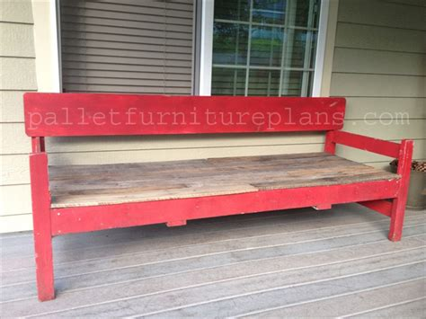 bench for porch 15 ultra cool pallet porch bench pallet furniture plans
