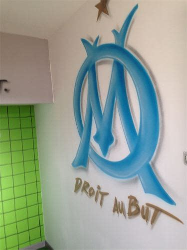 Decoration Om by D 233 Coration Chambre Olympique De Marseille Finie