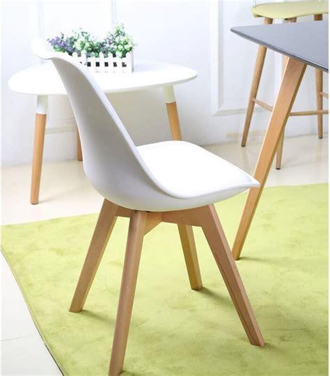 sedie propilene sedia in propilene e gambe in legno naturale