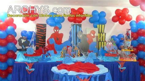 como decorar para un cumple anos de nino decoracion con globos para fiestas infantiles youtube