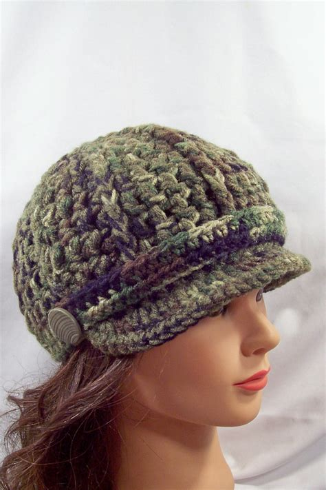 crochet pattern army hat 233 best images about crochet hats with brim on