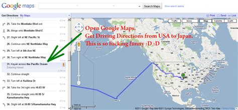 map of japan and usa maps suggest you to take a kayak from usa to japan