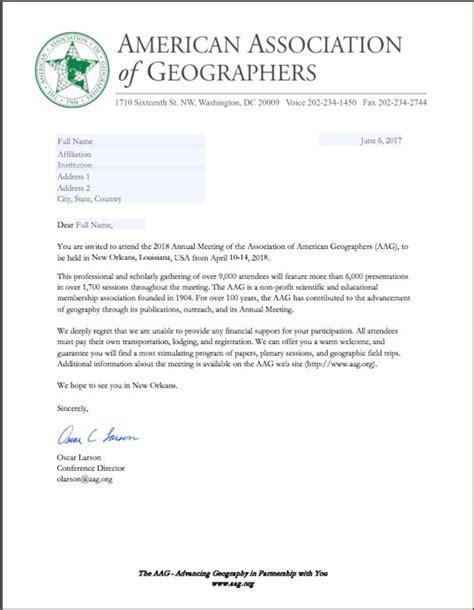 Immigration Invitation Letter
