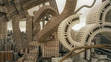 Architecture And The Environmenta Vision For The New Agepdf osaka s skyline transformed into a surreal architectural vision