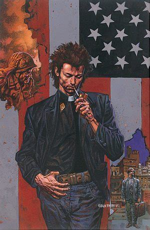 Preacher 3 Book 2014 By Preacher An Awesome Comic A Potentially Awesome Tv Series Manhattan Digest