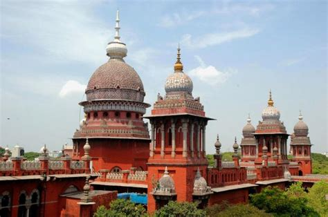 Madras High Court Search How A Misleading Title From The Hindu Made The Madras High Court Trend On For