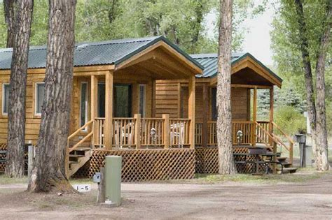 Cgrounds With Cabin Rentals by Texan Rv Park Cabins Cground Gunnison Colorado