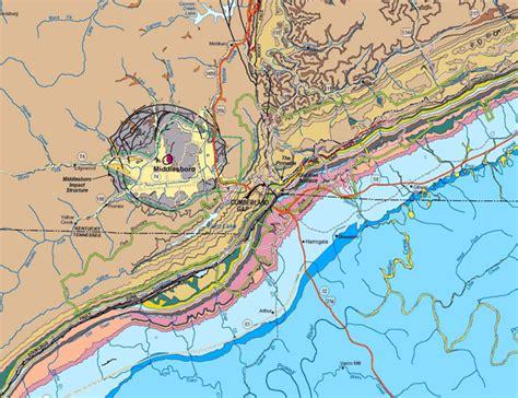 kentucky map cumberland gap cumberland gap historical park map published by kgs
