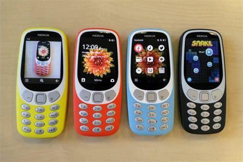 Nokia 3310 Tahun nokia 3310 baru andalkan jaringan 4g tekno network